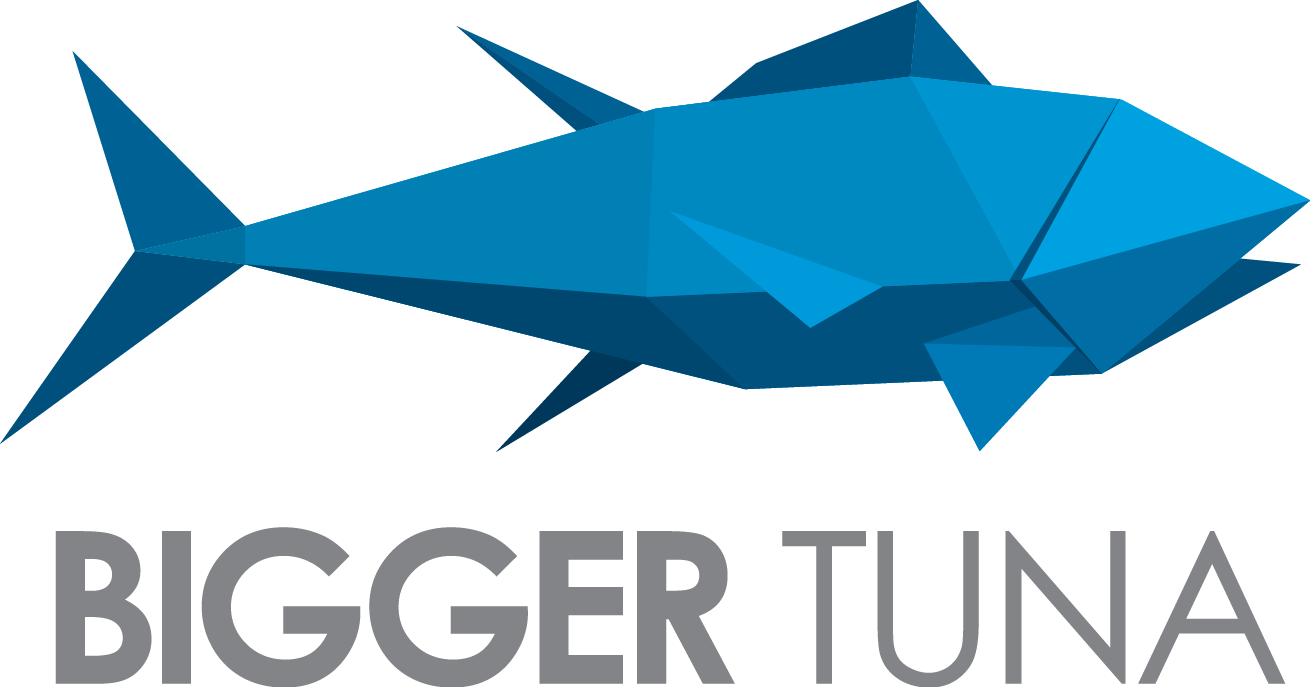 Bigger Tuna Logo